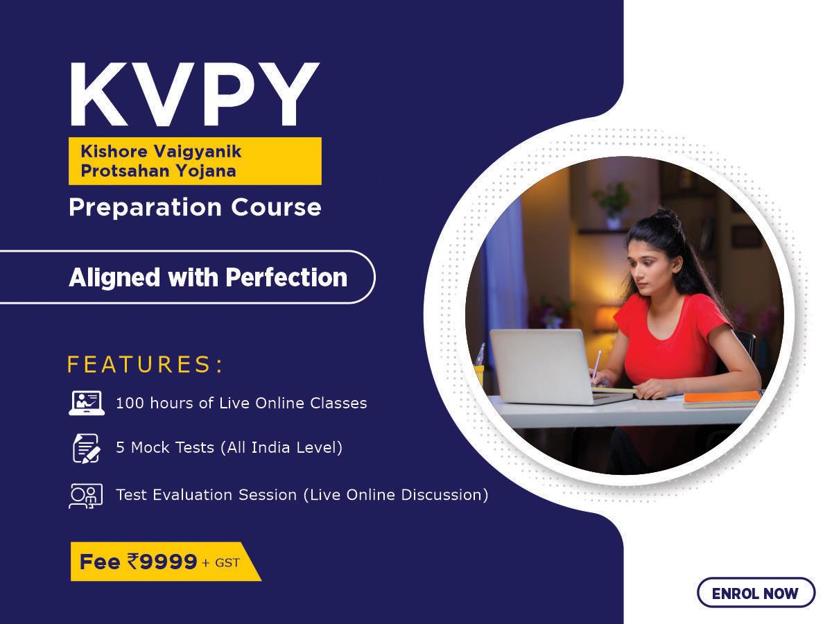 KVPY Preparation Course
