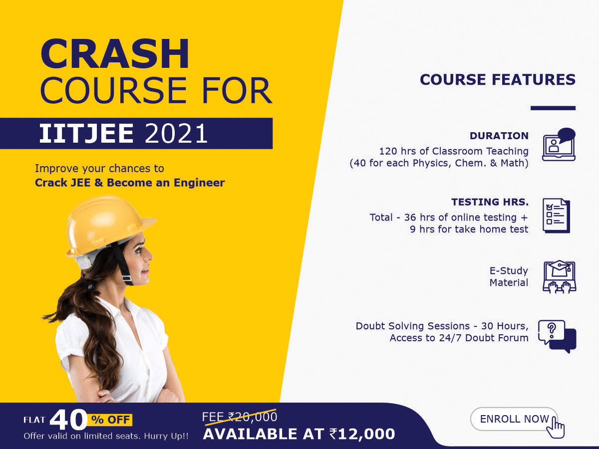 FAST TRACK CRASH COURSE JEE